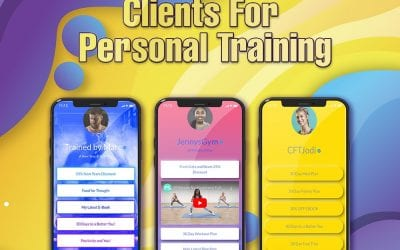 How to Get Clients For Personal Training